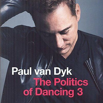NEW Paul Van Dyk-The Politics of Dancing 3 (Audio CD)
