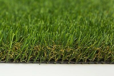 40mm Premier Astro Artificial Grass Lawn Garden Fake Turf w/ **FREE DELIVERY**