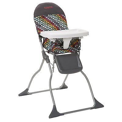 High Chair Baby Fold Compact Kids Feeding Table Seat Feed Eating Travel Food GW