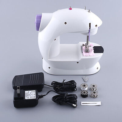 New Multifunction Portable Electric Mini Sewing Machine Household Desktop