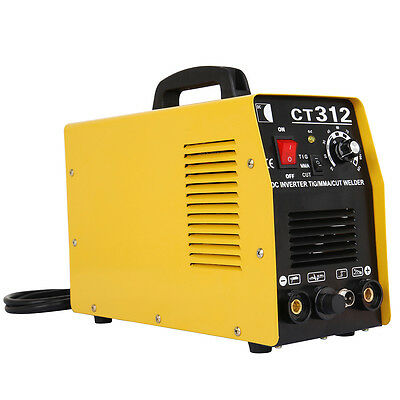 Multifunctional Welder Plasma Cutter /TIG/MMA/CUT Inverter IP21 Protection class