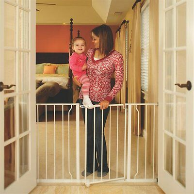 Regalo Baby 1185DS Easy Open Extra-Wide Gate