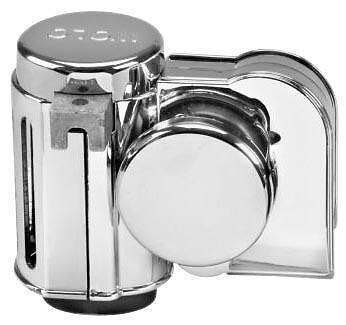 Wolo 519 Bad Boy Dual Tone Air Horn Chrome