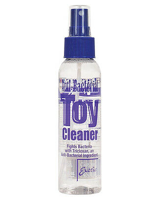 Anti-Bacterial Toy Cleaner - Wash Before and After