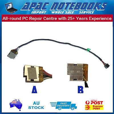 DC Power Port Jack Socket and Cable Wire For HP 250 G2 G3
