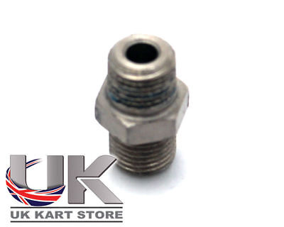 TonyKart / OTK Genuine Straight Fitting For Brake Pipe Go Kart