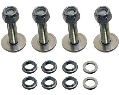 TonyKart / OTK Genuine Track Rod End Bolt Set Go Kart Karting Race Racing