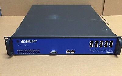 Juniper IDP-600C Intrusion Detection Appliance, 2X 500W PSU, 2X 320GB SCSI Drive