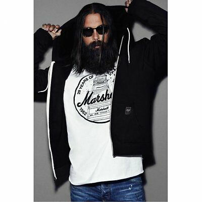 Marshall 'Patch B' Zip Hoodie (XS-XL)