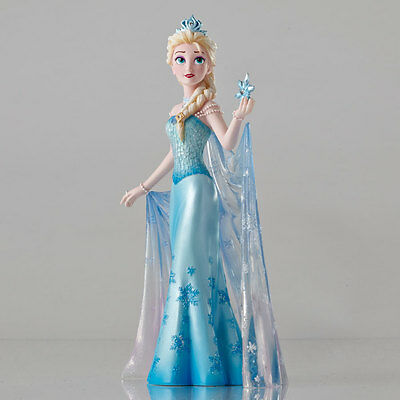 Disney Showcase Couture de Force Elsa From Frozen Figurine 4045446 NIB NEW