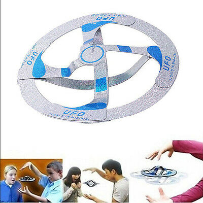 Cool Amazing Mystery UFO Floating Flying Disk Saucer Magic Cool Trick Toy Toys