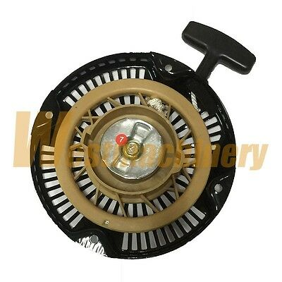 Rewind Recoil Starter Assembly Parts Low Type For Robin EY20 Generator Engine