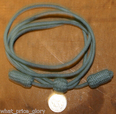 Infantry Hat Cord for Campaign Hat, pre-WWII style