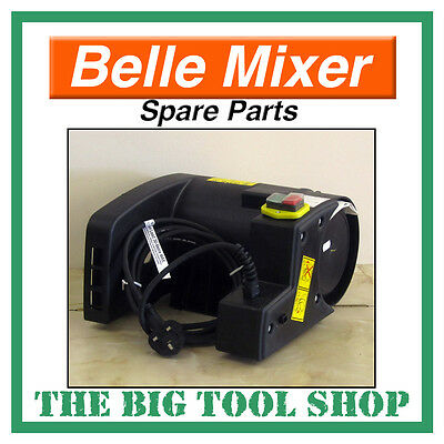 240v Motor Belle Mixer Minimix 150 *Genuine* Part For Cement Concrete Mixer