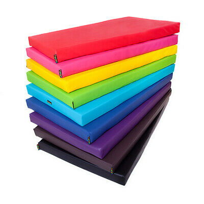 Fun!ture 4 inch Extra Thick Soft Play Landing Gym Mats Crash Mat Safety Foam PVC