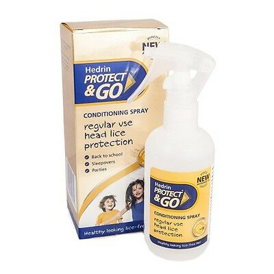 Hedrin Protect & Go Conditioning Spray Available Size 120ml , 200ml , 250ml