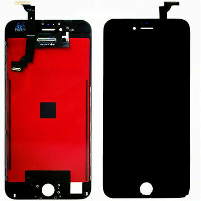 """For iPhone 6 PLUS  5.5"""" Black LCD Touch Assembly Digitizer Screen Replacement"""