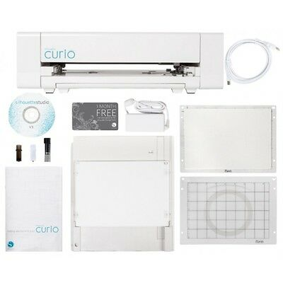 Silhouette Curio Digital Crafting Machine - Now Shipping!!!