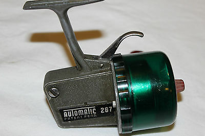 "DAM QUICK ""AUTOMATIC 267""-MADE IN WEST GERMANY- Nr.6"