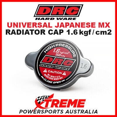 Drc Mx Universal Radiator Cap 1.6 Bar High Pressure Japanese Dirt Bike Motocross