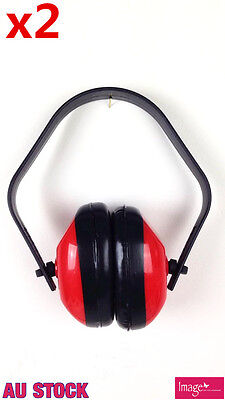 2 x Protective Ear Muffs Osfm Health and Safetyware S-01461