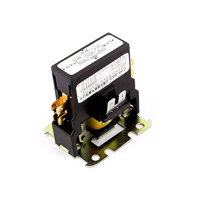 AC220V Coil One Phase Normal Open Air Conditioner Compressor Contactor