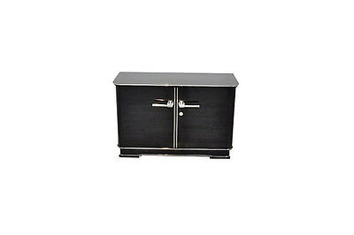 Elegante Small Art Deco Chest Of Drawers