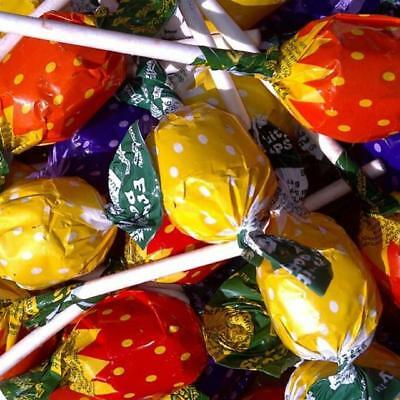 * Fruity Pops Lollies Wholesale Pick n Mix RETRO SWEETS & CANDY