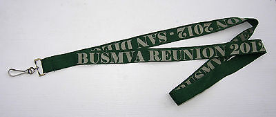 Berlin US Military Veterans Association Schlüsselband Lanyard NEU (A45)