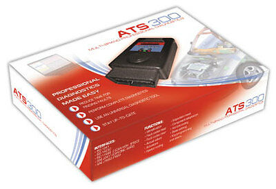 Diagnosis multimarca ATS 300 Español - Inglés /  Multibrand diagnostic ATS300