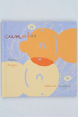 Cumulus by Olivier Douzou 2001 French Art Children's Graphic Novel Book Rouerge