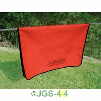 Off Road Winch Blanket Winching Safety Sail Heavy Duty Vinyl - DB1016
