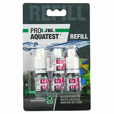 JBL Test Kit CA Calcium Refill (aquarium fish coral marine salt reef water)