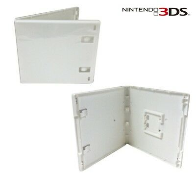 ZedLabz compatible replacement game cartridge case for Nintendo 3DS - 2 pack
