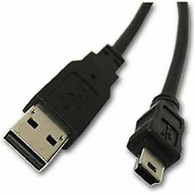 Quality Mini USB Data Charger Cable Lead for GoPro Hero 3 4 Surf Helmet HD