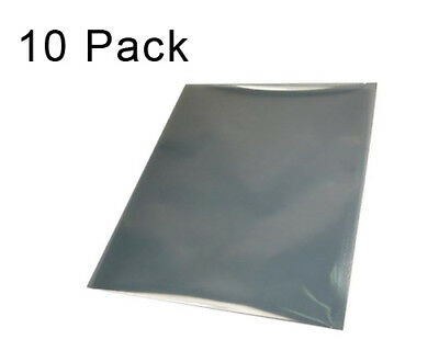 "10-Pack 10"" x 14"" ESD Anti-static Bags for Motherboard, Video Card, Electronics"
