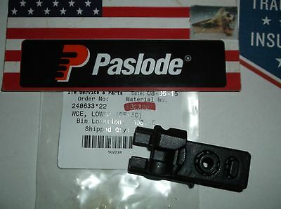 """""""NEW"""" Paslode Part # 502320  WCE, LOWER (PF150)"""