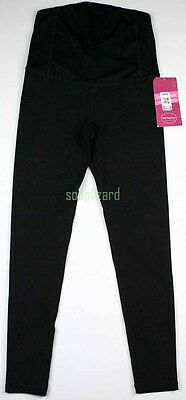 Women's Maternity Yoga Pants Leggings BeMaternity Active NWT Size XS XXL