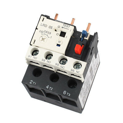 Thermal Protection Overload Relay 3 Pole LRD05C 0.63-1A 690V