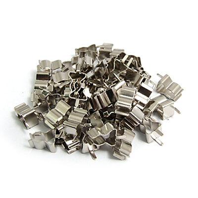 Electron Component 6 x 30mm Fuse Tube Clamps 50 Pcs
