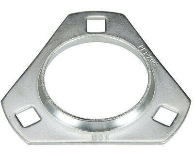 Bearing Carrier 25mm Triangle Type UK KART STORE