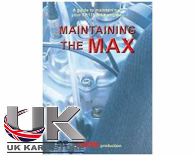 Maintaining A Rotax Max DVD UK KART STORE