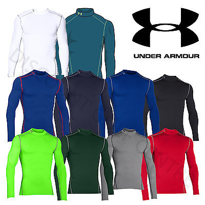 Under Armour Men's ColdGear Armour Compression Mock Baselayer - 1265648
