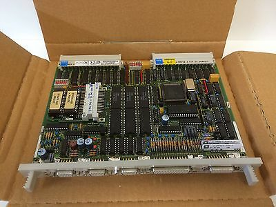 New! In Factory Box Siemens Simatic S5 Positioning Module 6Es5247-4Ua31