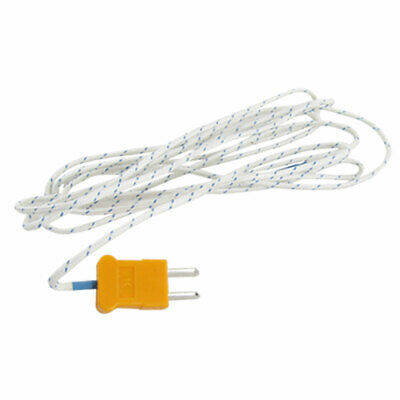 2m Thermocouple Probe Sensor for Digital Thermometer