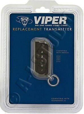Viper 7153V Car Alarm Replacement 1-Way Responder Remote Control Transmitter