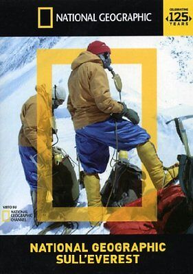 National Geographic Sull'everest  Dvd Documentario