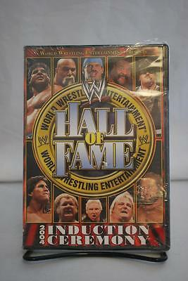 WWE Hall Of Fame 2004 Induction Ceremony Sealed Wrestling DVD Brand New