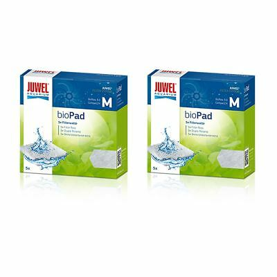 Juwel Compact Poly Pad (Bioflow 3.0) *Genuine* (2 Packs of 5) BUNDLE