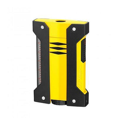 S.T. Dupont Defi Extreme Yellow Torch High Altitude Lighter 21405, (021405), NIB